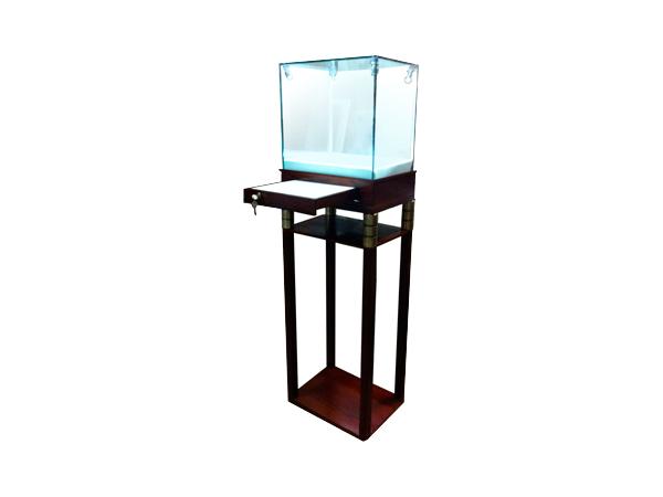 ad6856b15439 Diseño y fabricación MUEBLE MODULAR EXPOSITOR ITINERANTE para alta joyería